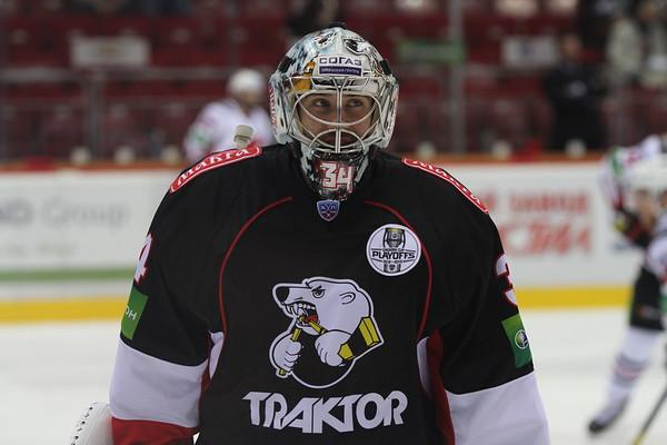Michael Garnett  Трактор (Челябинск) - Авангард (Омск) 3:0. 12 марта 2013