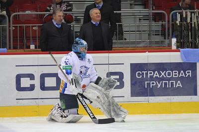 Трактор (Челябинск) - Барыс (Астана) 6:3. 1 марта 2013
