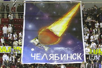 Трактор (Челябинск) - Барыс (Астана) 3:4 ОТ. 21 февраля 2013