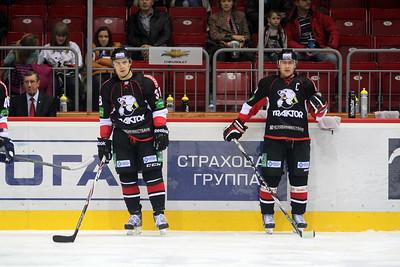Трактор (Челябинск) - Витязь (Чехов) 3:4 Б. 29 октября 2012