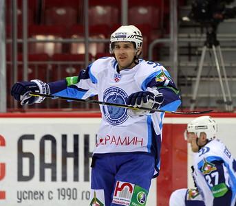 Трактор (Челябинск) - Динамо (Минск) 2:0. 31 октября 2012