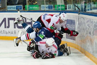 Динамо (Москва) - Трактор (Челябинск) 2:1. 7 апреля 2013