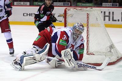 Трактор (Челябинск) - Локомотив (Ярославль) 2:3 Б. 15 октября 2012