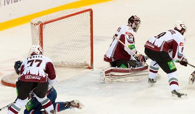 Металлург (Магнитогорск) - Динамо (Рига) 7:2. 5 декабря 2012