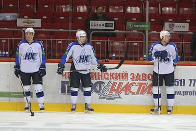 Трактор (Челябинск) - Нефтехимик (Нижнекамск) 5:4. 21 января 2013