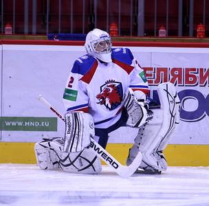 Трактор (Челябинск) - Лев (Прага) 5:2. 29 сентября 2012