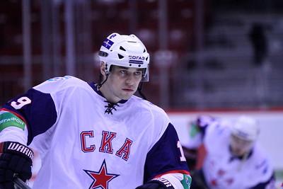 Трактор (Челябинск) - СКА (Санкт-Петербург) 2:3. 13 сентября 2012