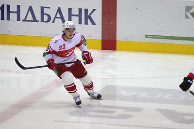 Трактор (Челябинск) - Спартак (Москва) 4:0. 7 декабря 2012