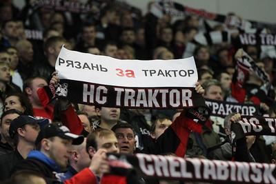Трактор (Челябинск) - Ак Барс (Казань) 3:2. 2 апреля 2013