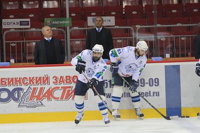 Трактор (Челябинск) - Барыс (Астана) 5:3. 5 марта 2013
