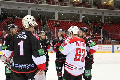 Челябинский Трактор проведет свой первый домашний матч после перерыва 13 ноября