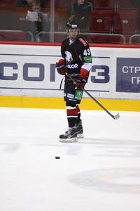 Трактор (Челябинск) - Донбасс (Донецк) 1:2. 5 декабря 2012