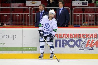 Трактор (Челябинск) - Динамо (Москва) 2:3 ОТ. 17 апреля 2013