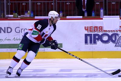 Трактор (Челябинск) - Слован (Братислава) 3:1. 1 октября 2012