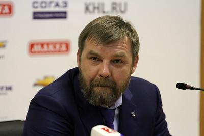 Главный тренер российской сборной Олег Знарок прокомментировал победу своей команды на сборной Латвии.