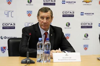 Главный тренер челябинского Трактора Валерий Белоусов и главный тренер донецкого Донбасс Андрей Назаров прокомментировали матч, в котором Донбасс выиграл по буллитам со счетом 3:2