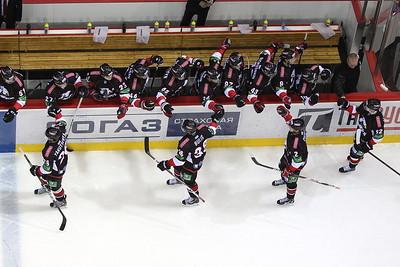 Трактор (Челябинск) - Авангард (Омск) 4:6. 25 ноября 2012