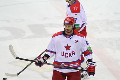 Трактор (Челябинск) - ЦСКА (Москва) 3:1. 7 января 2014