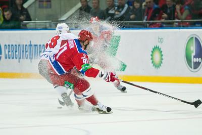 ЦСКА (Москва) – Трактор (Челябинск) – 1:3. 9 октября 2013