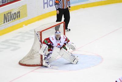 Ярославский Локомотив обыграл на своем льду пражский Лев в овертайме со счетом 3:2.