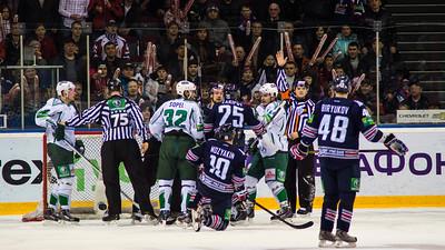 В Уфе с 14 по 18 августа проходит Кубок Республики Башкортостан. В турнире принимают участие пять команд Континентальной хоккейной лиги.