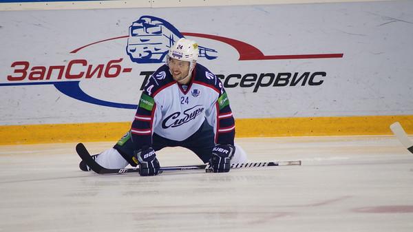 Металлург (Магнитогорск) - Сибирь (Новосибирск) 3:2 ОТ. 21 марта 2014