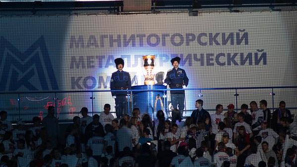 Металлург (Магнитогорск) - Лев (Прага) 0:3. 18 апреля 2014