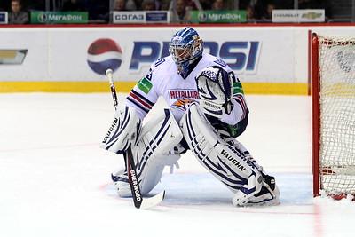 9 марта в плей-офф Кубка Гагарина Континентальной хоккейной лиги состоялись четыре матча.