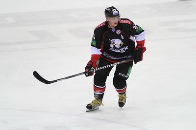 Нападающий челябинского Трактора Петри Контиола прокомментировал в интервью 74hockey.ru матч против уфимского Салавата Юлаева