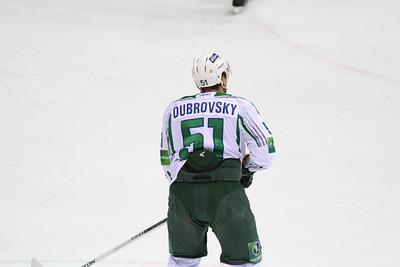 Трактор (Челябинск) - Салават Юлаев (Уфа) 5:3. 16 января 2014