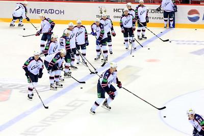 Трактор (Челябинск) – Сибирь (Новосибирск) 1:0. 24 сентября 2013