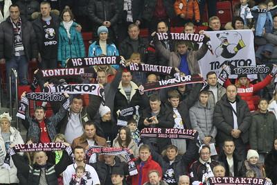Трактор (Челябинск) - Слован (Братислава) 2:1. 5 января 2014