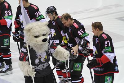 Три челябинские команды - Белые Медведи, Челмет и Трактор - проведут первые выездные матчи в новом году