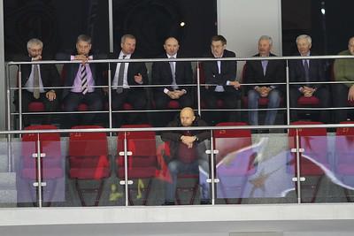Борис Дубровский, Трактор Челябинск,