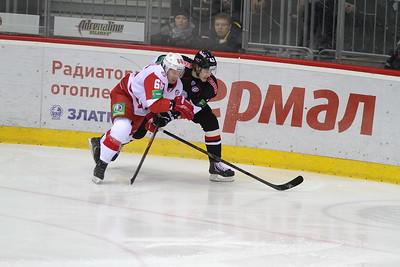 Трактор (Челябинск) - Витязь (Подольск) 3:2. 28 февраля 2014