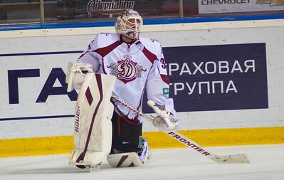 Металлург (Магнитогорск) - Динамо (Рига) 5:4. 11 декабря 2014