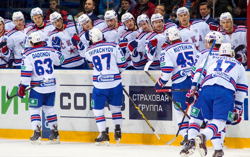 Завершился седьмой сезон в Континентальной хоккейной лиге. В финальной серии СКА из Санкт-Петербурга обыграл казанский Ак Барс с общим счётом 4:1.