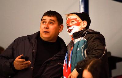Металлург (Магнитогорск) - Сибирь (Новосибирск) 2:3 ОТ. 17 марта 2015