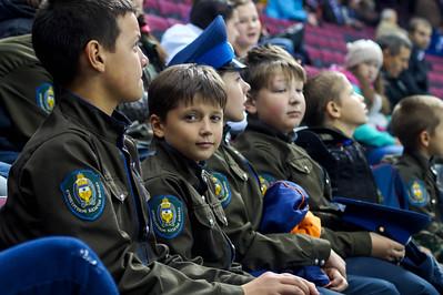 Металлург (Магнитогорск) - Сибирь (Новосибирск) 2:1. 23 сентября 2014
