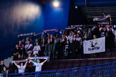 Металлург (Магнитогорск) - Трактор (Челябинск) 2:1 ОТ. 13 февраля 2015