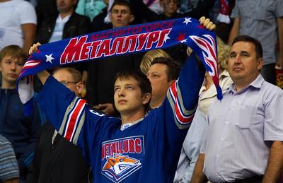 Металлург (Магнитогорск) - Трактор (Челябинск) 3:1. 27 августа 2014