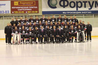Трактор (Челябинск). Сезон 2014-2015