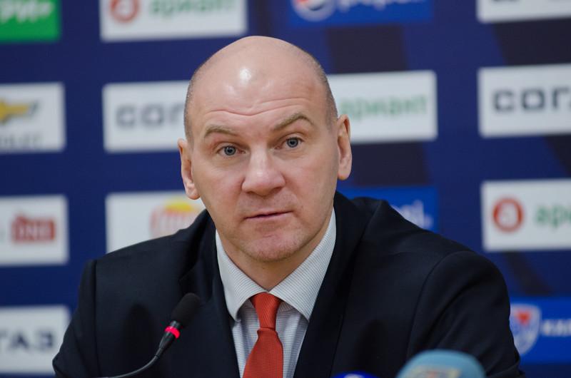 Главный тренер челябинского Трактора Андрей Николишин и главный тренер Барыса из Астаны Андрей Назаров прокомментировали матч, в котором Барыс выиграл со счётом 4:2.