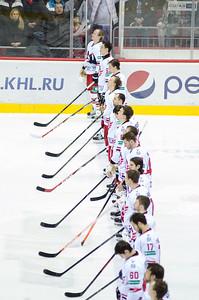 Трактор (Челябинск) - Автомобилист (Екатеринбург) 4:1. 18 января 2015