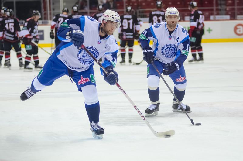 Челябинский Трактор проиграл в Минске местному Динамо со счётом 0:4.