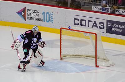 Трактор (Челябинск) - Динамо (Минск) 2:3. 22 октября 2014
