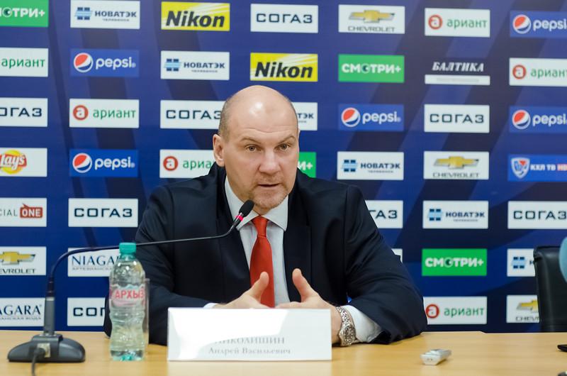 Главный тренер челябинского Трактора Андрей Николишин и главный тренер тольяттинской Лады Сергей Светлов прокомментировали матч, в котором Трактор выиграл со счётом 3:1.