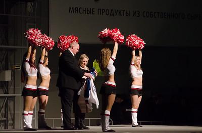 Трактор (Челябинск) - Лада (Тольятти) 2:1. 24 декабря 2014