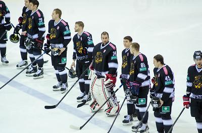 Челябинский Трактор выиграл у тольяттинской Лады со счётом 2:1 в последнем домашнем матче уходящего года.