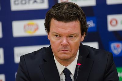 Официальный сайт хоккейного клуба Трактор Челябинск сообщил о том, что финский тренер Карри Киви был отправлен в отставку после поражения от минского Динамо со счётом 2:3.